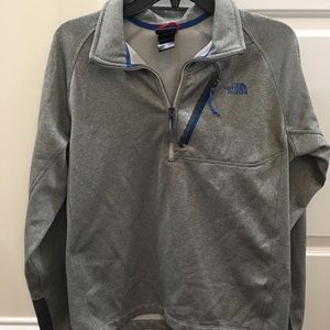 The North Face Men's 1/4 zip pullover